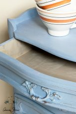 Annie Sloan© Chalk Paint™ Louise Blue, chalk paint, annie sloan, ljusblå, Louise blue